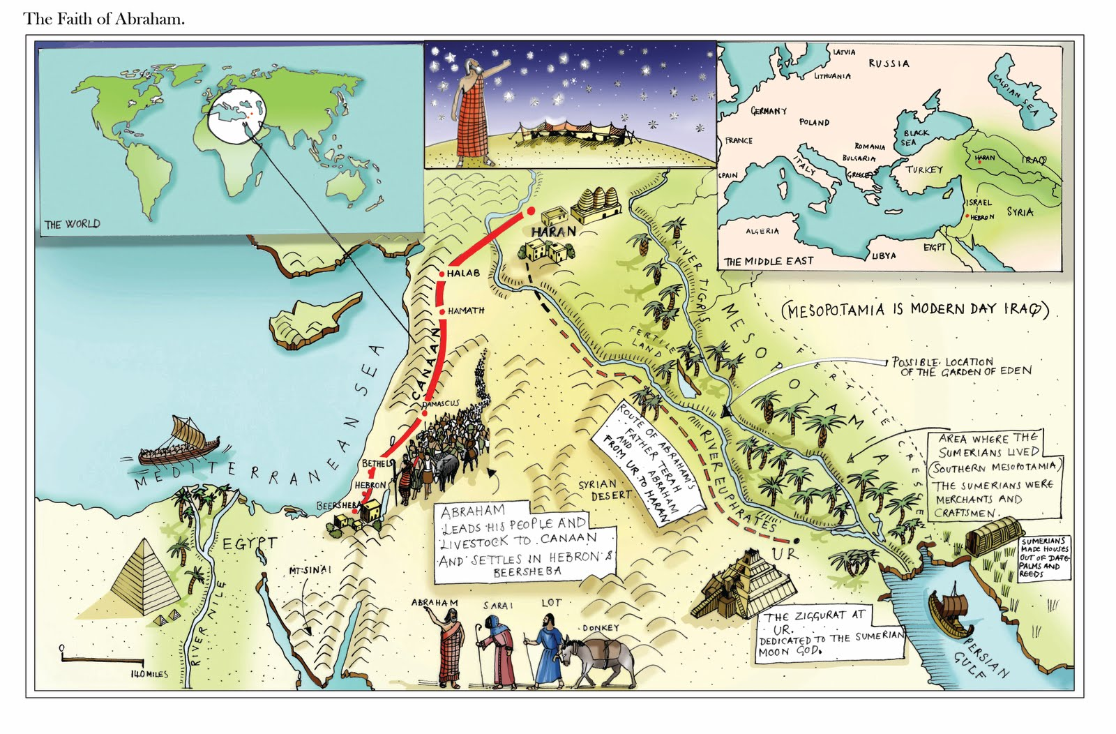 Take time to travel through the story family faith companion can sciox Gallery